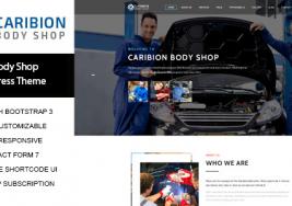 Caribion – WP Theme for Car Mechanic and Repair shop